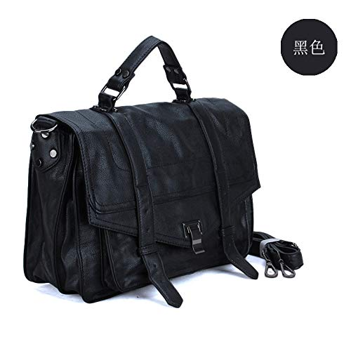 Yukun Handtasche Damen Tasche Mode Joker große Kapazität Tote Atmosphäre Atmosphäre Atmosphäre Schulter Messenger Bag, schwarz B07L1PSCKP Damenhandtaschen Sonderkauf c77aff