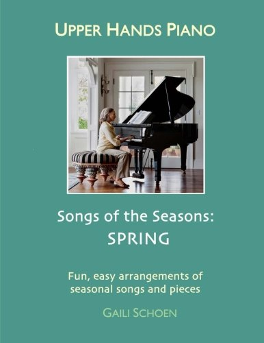 Easter Song Sheet Music (Upper Hands Piano: SONGS OF THE SEASONS: Spring)