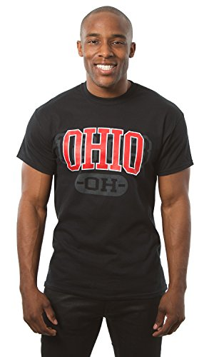 Ohio State Established T-shirt - Ohio Columbus Infinity Store