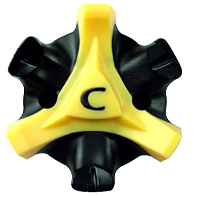 Champ Scorpion Golf Spikes - Small Metal Thread - 75210