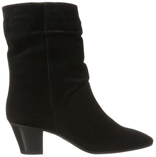 Femme Noir Högl 11 Schwarz 5612 Bottines 4 0100 qwn6xTIS1