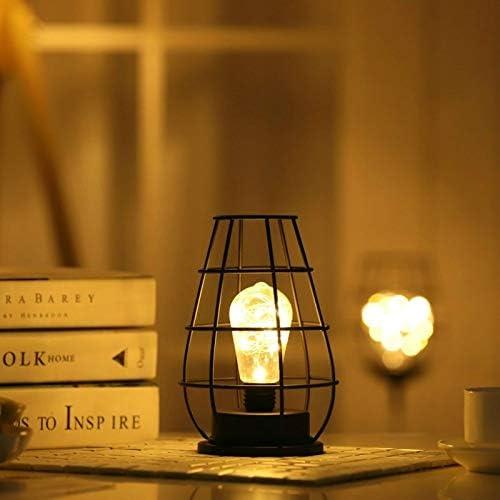 Lámpara de mesa LED LED lámpara de mesa Arte de Hierro jiyong ...