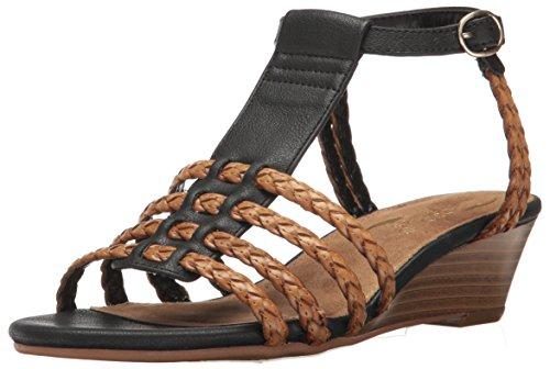 Aerosoles Womens Bittersweet Wedge Sandal