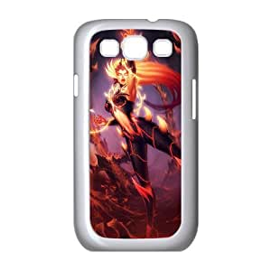 Samsung Galaxy S3 9300 Cell Phone Case White Zyra league of legends 003 YWU9246400KSL