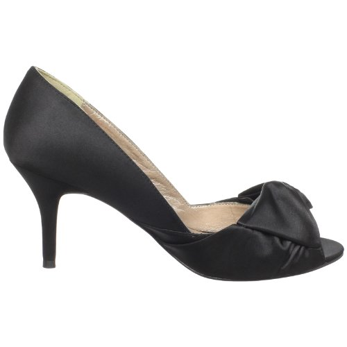 Luichinine La Meilleure Des Femmes Encore Une Pompe Peep-toe Noir