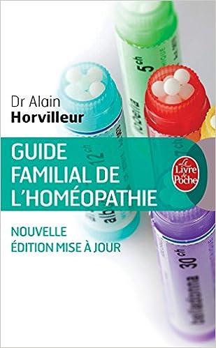 Guide familial de l'homéopathie