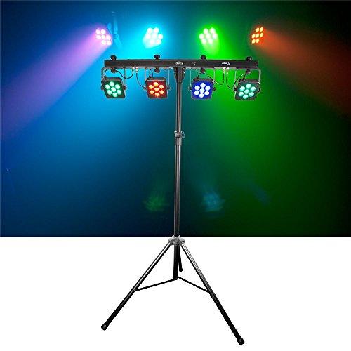 Chauvet 4Bar Led Lighting System