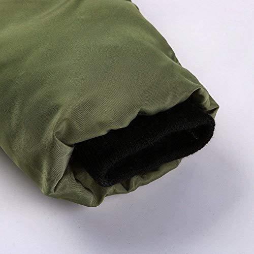 Invernali Cappotti Trapuntato Prodotto Plus Armeegrün Cappotto Haidean Manica Donna PRqxwO5