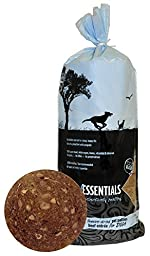 Vital Essentials 100% Freeze-Dried Raw Beef Patties Entree for Dogs, 1lb 14oz