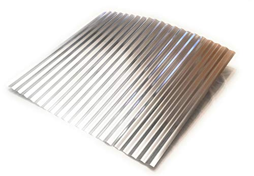 - EAGLE 1 Corrugated Metal Barn Tin Pieces (3 Pack) Great for Arts, Crafts, Home Projects, DIY and Decorating Ideas (12