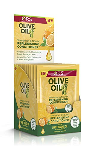 Ors Olive Oil Replenishing Pack 1.75 Ounce (12 Pieces) (51ml)