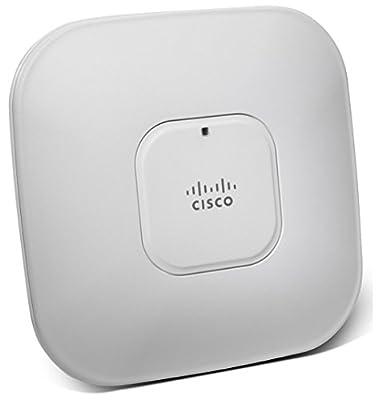 Cisco Aironet AIR-LAP1142N-A-K9 802.11a/g/n Controller-based Access Point; Int Ant; FCC Cfg