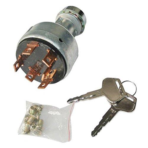 komatsu ignition switch - 2