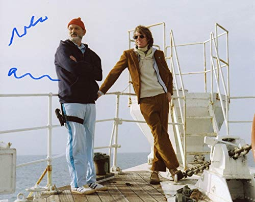 WES ANDERSON - The Life Aquatic with Steve Zissou AUTOGRAPH Signed 8x10 Photo