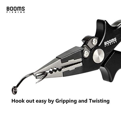 Booms Fishing X07 Quick-Cut Fishing Pliers