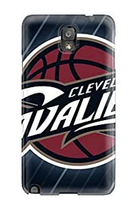 3509387K836481224 cleveland cavaliers nba basketball (35) NBA Sports & Colleges colorful Note 3 cases