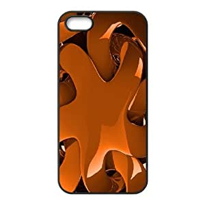 For Ipod Touch 5 Phone Case Cover Funny Orange Arms For Ipod Touch 5 Phone Case Cover {Black}