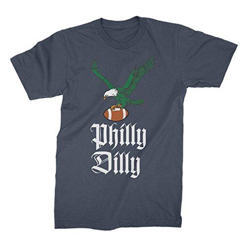 Eagle Dry Goods (Philly Dilly Shirt Philadelphia Eagles T-Shirt Eagles Championship Tee Fly Eagles Fly Clothing)