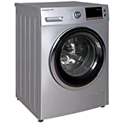 EdgeStar 2.0 Cu. Ft. All-in-One Ventless Washer and Dryer Combo - Silver