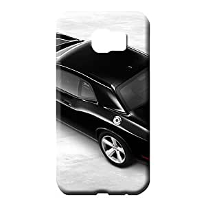 samsung galaxy S7 edge Series High Grade Protective Cases phone back shell dodge challenger