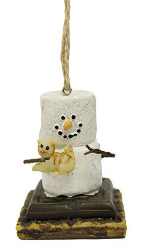 Midwest-CBK S'Mores New Kitten Christmas/Everyday Ornament (New For Christmas Kitten)