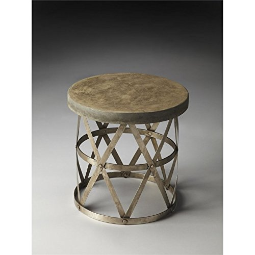 Butler Specialty Company Side Table, Urban Gray