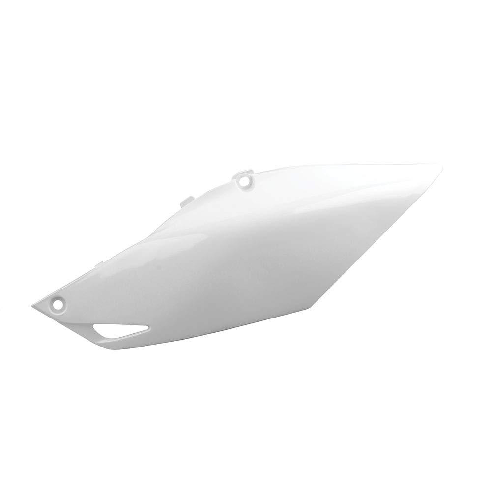 Polisport Side Panels White - Fits: Honda CRF450R 2013-2016