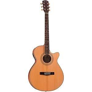 fender r jg26sce mini jumbo acoustic electric guitar natural musical instruments. Black Bedroom Furniture Sets. Home Design Ideas