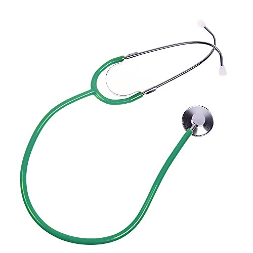 BCP Green Color Real Working Stethoscope For Kids Role Play