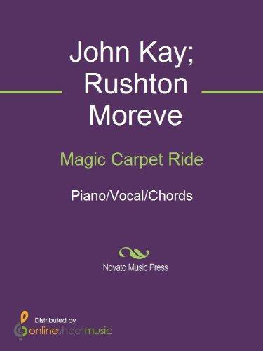 Magic Carpet Ride Kindle Edition By John Kay Rushton Moreve