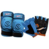 Bell Hot Wheels Pad/Glove Set