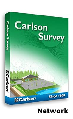 Network Carlson Survey 2015 with IntelliCAD or for your AutoCAD and 1 year maintenance