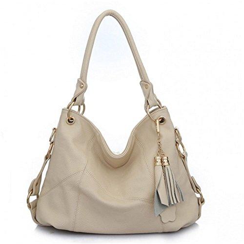 Blue Sunshine Lady Fashion Matching Elegant Euroupe And America Popular Bags(beige)