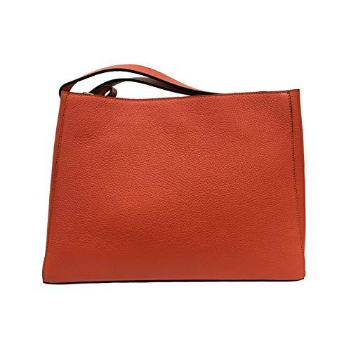 Mod Sac Italie cuir fabriqué en bandoulière 67 à corail Rebecca Avenue 100 5qIvT