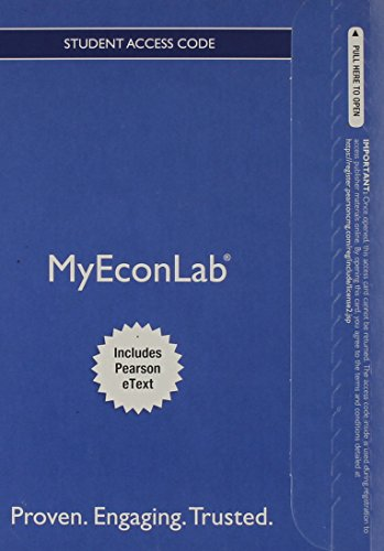 Download NEW MyEconLab with Pearson eText -- Access Card -- for