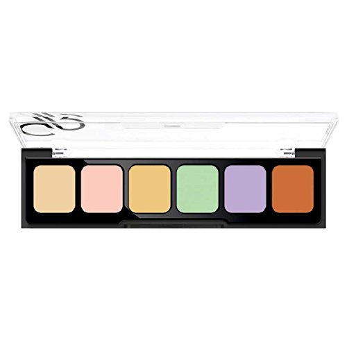 Correct & Conceal Camouflage Cream Pallet