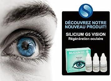 Silicium España Laboratorios G5 Vision Colirio Bienestar Ocular - 3 ...