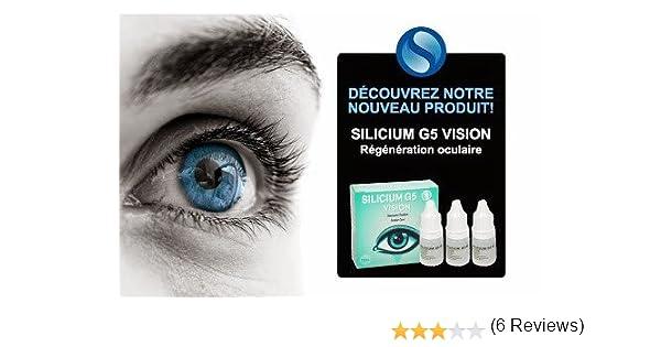 Silicium España Laboratorios G5 Vision Colirio Bienestar Ocular ...