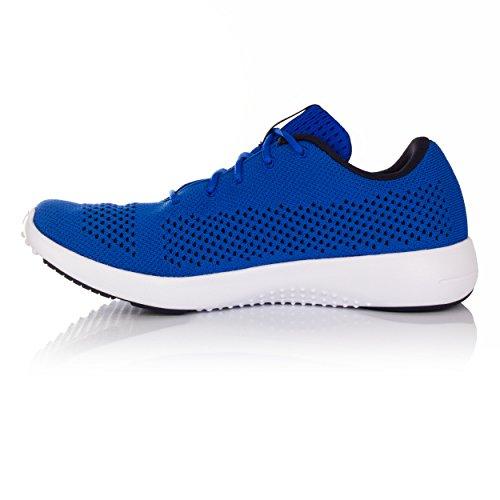 Rapid Under Ua De Armour Bleu Pour Course Chaussures Hommes AOrwXOq