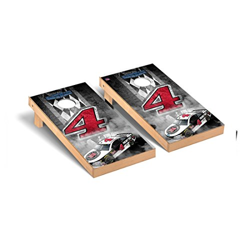 Nascar Kevin Harvick  4 Jimmy Johns Regulation Cornhole Game Set Pit Row Version
