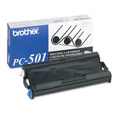 Ribbon Pc91 (Brother PC91 Fax Cartridge for Use In FAX-1000P Intellifax 1500M 900 950M and 98)