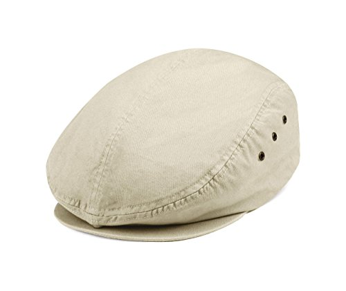- Washed Canvas Ivy Cap - Stone W11S64C