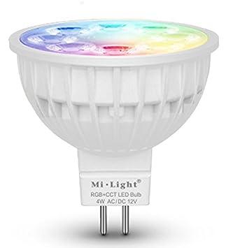 Licht & Beleuchtung Cct Led-strahler Smart Led-lampe Mit Schlussverkauf 4x Mi Licht Dimmbar Mr16 4 Watt Led-lampe Rgb Led-strahler