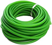 Natural Latex Rubber Band Tube Tubing for Professional Slingshot Catapult Outdoor Hunting Replacement 10 Meter