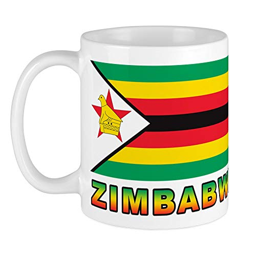 CafePress Zimbabwe Mug Unique Coffee Mug, Coffee Cup