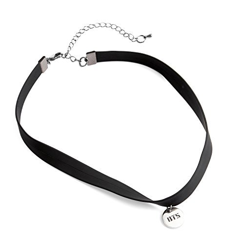 Nemoyard Custom BTS Merchandise Choker Necklace with Gift Box for Women Girls (12inch/30cm, Choker)