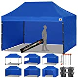 ABCCANOPY (15+ Colors) Deluxe 10x15 Pop up Canopy Outdoor Party Tent Commercial Gazebo