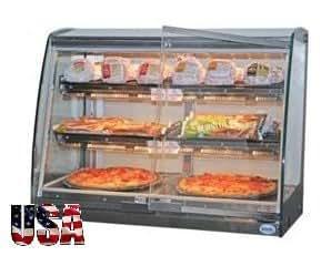 Amazon.com: Sanden-Vendo Combo Hot Food Display Case HFDC2: Home