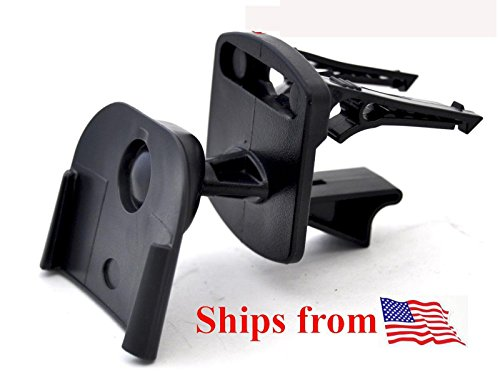 TomTom Car Air Vent Mount ONE 2nd 3rd 4th v2 v3 NEW Edition GPS holder bracket (Tomtom Mounted)