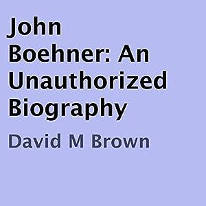 John Boehner Audiobook